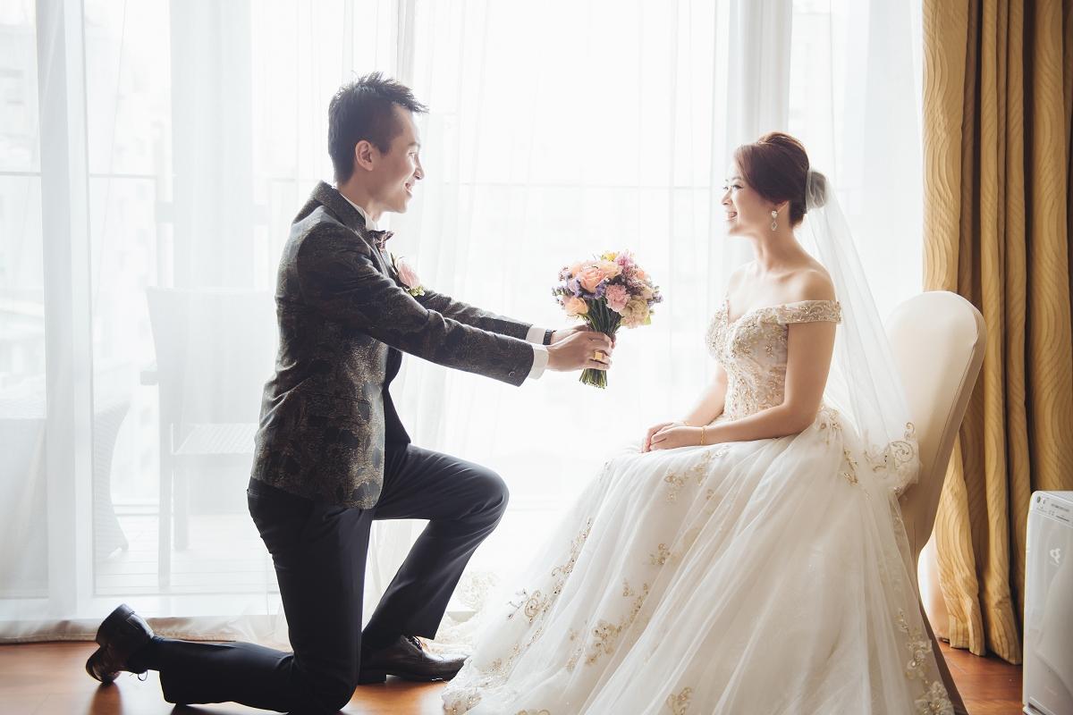 [婚攝]Fang & Serena 婚禮紀錄 @大倉久和