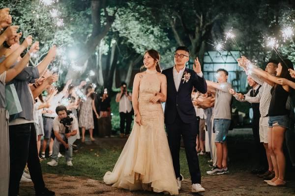[婚攝]Clive & LuLu 婚禮紀錄 @陽明山美國渡假村