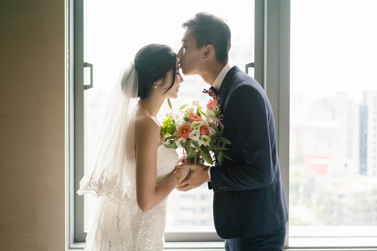 [婚攝]泓志 & 宛儒 婚禮紀錄@新板希爾頓