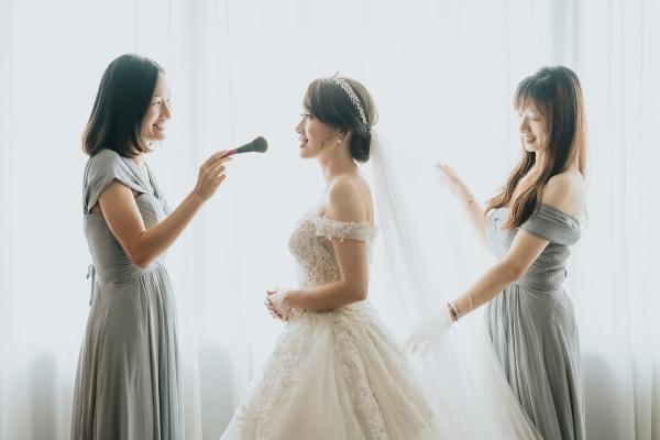 [婚攝]政揚 & Summer 婚禮紀錄@民權晶宴