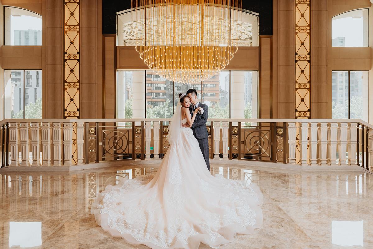 [美福婚攝]Alvin & Sherry 婚禮紀錄@台北美福大飯店