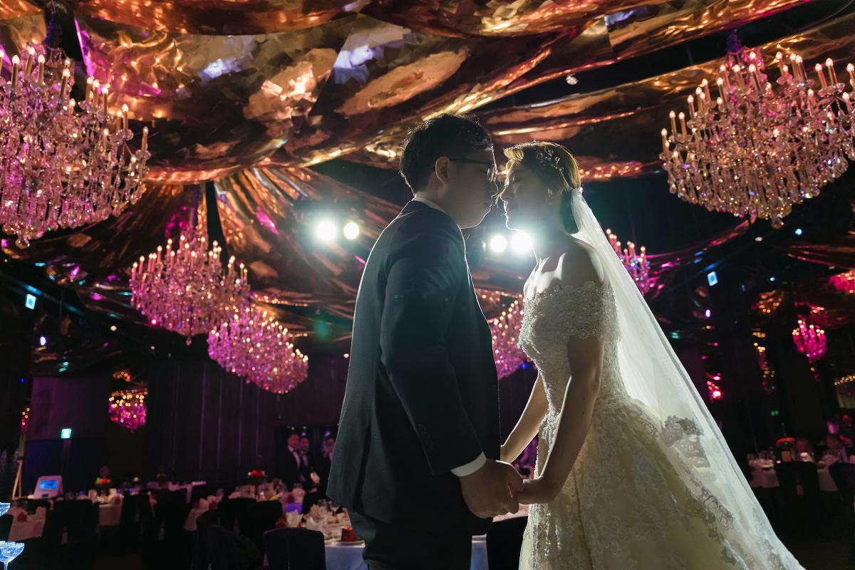 [婚攝]Hans & Emily 婚禮紀錄 @君品酒店